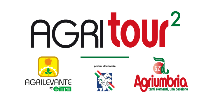 Agritour2 - Progetto di co-marketing Agrilevante ed Agriumbria in collaborazione con AIA