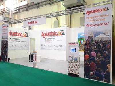 Agriumbria è presente alla fiera Agrilevante 2017 di Bari