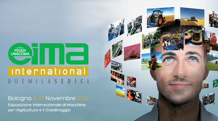 Agriumbria ad Eima Internation 2016