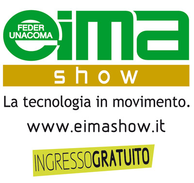 EIMA Show Umbria Ingresso Gratuito 28 e 29 luglio 2017 Casalina Perugia