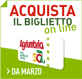 biglietteria on line agriumbria 2018