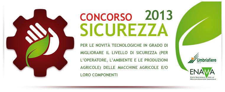 Concorso Sicurezza ENAMA Umbriafiere SpA 2013