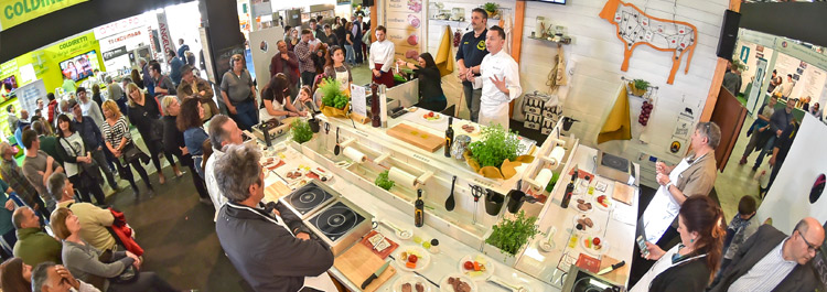 Agriumbria cooking show sulle carni